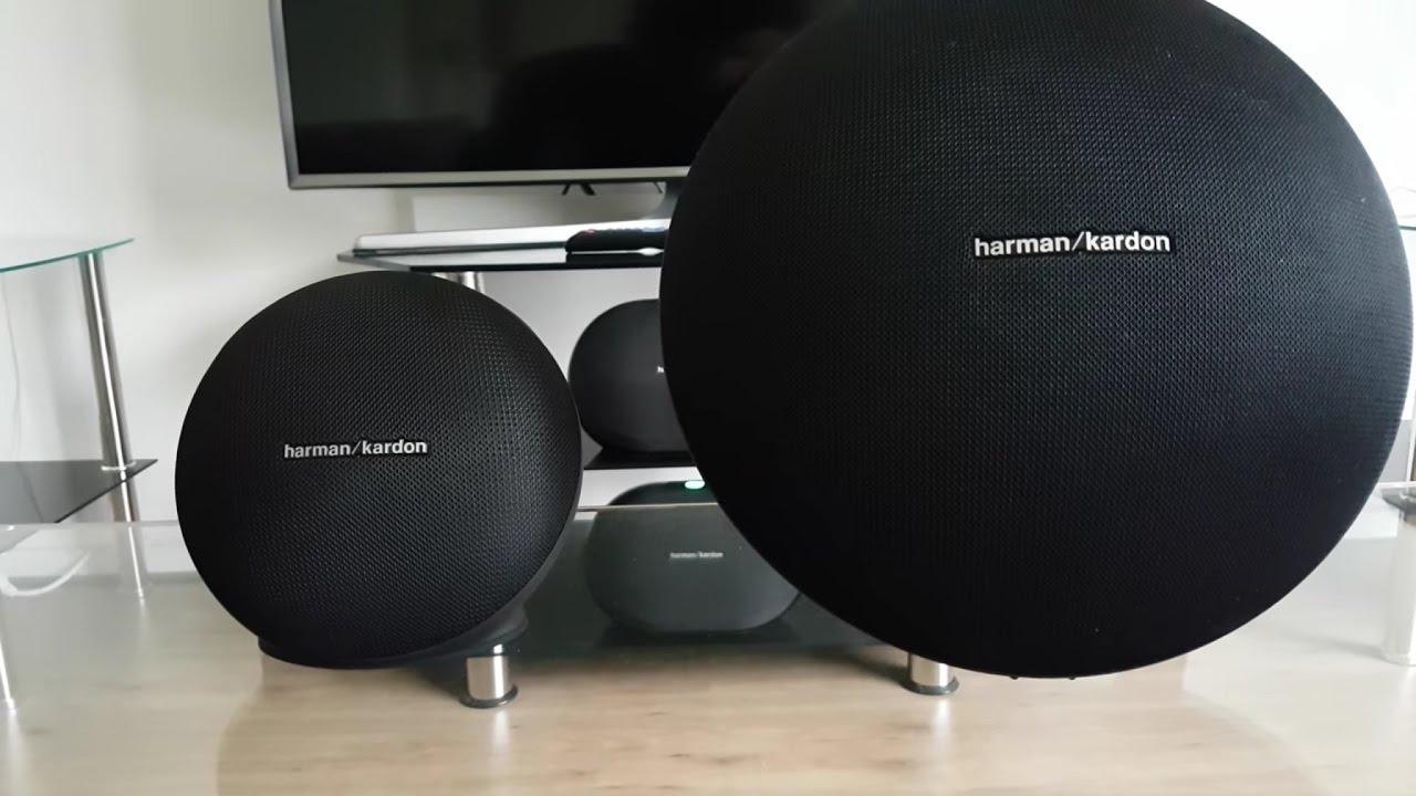 Loa Harman Kardon Onyx Mini - Mac Store