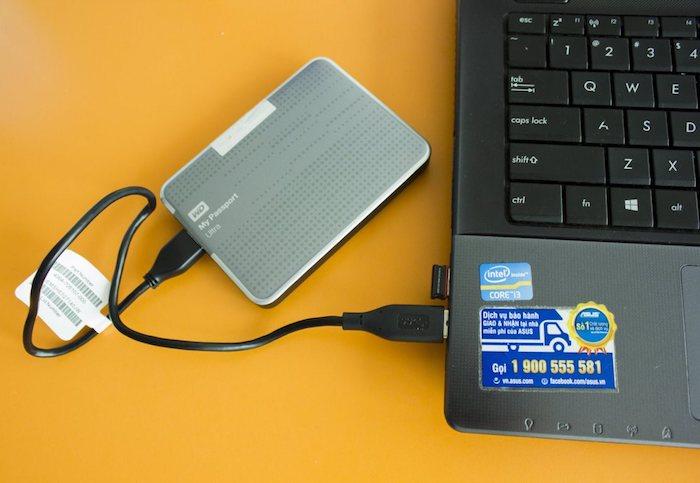 Ổ cứng di động WD My Passport Ultra Metal Edition 1TB