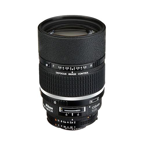Nikon AF DC-NIKKOR 135mm f:2D