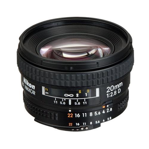 Nikon AF Nikkor 20mm f:2.8D