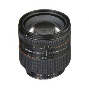 Nikon AF Nikkor 24-85mm f:2.8-4D IF