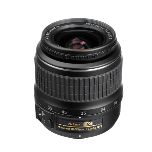 Nikon AF-S DX Nikkor 18-55mm f:3.5-5.6G ED II
