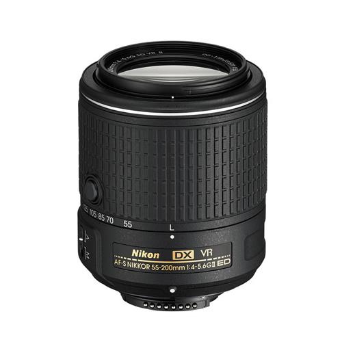 Nikon AF-S DX Nikkor 55-200mm f:4-5.6G ED VR II