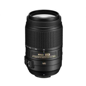 Nikon AF-S DX Nikkor 55-300mm f:4.5-5.6G ED VR