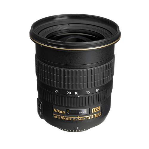 Nikon AF-S DX Zoom-Nikkor 12-24mm f:4G IF-ED