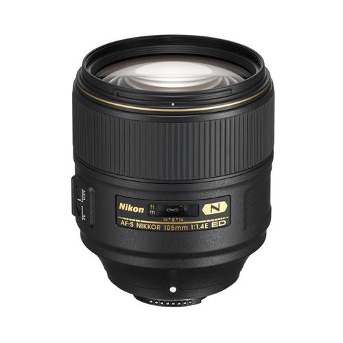 Nikon AF-S Nikkor 105mm f:1.4E ED