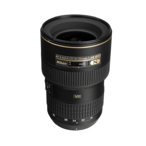 Nikon AF-S Nikkor 16-35mm f:4G ED VR