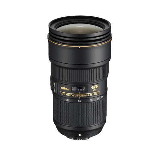 Nikon AF-S Nikkor 24-70mm f:2.8E ED VR
