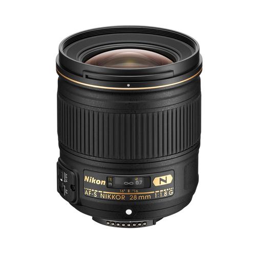Nikon AF-S Nikkor 28mm f:1.8G