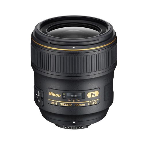 Nikon AF-S Nikkor 35mm f:1.4G