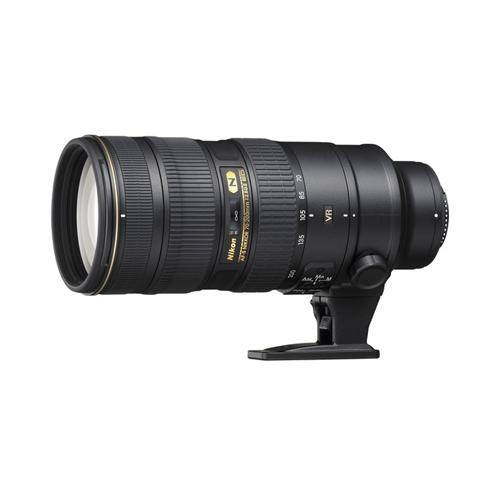 Nikon AF-S Nikkor 70-200mm f:2.8G ED VR II