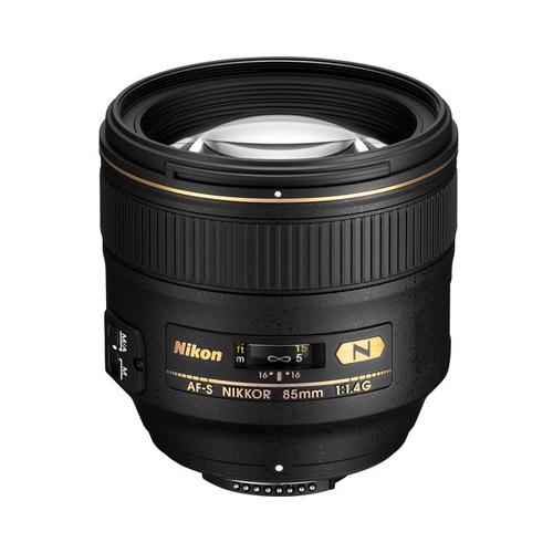 Nikon AF-S Nikkor 85mm f:1.4G