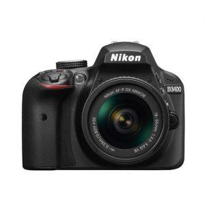 Nikon D3400 + Kit 18-55mm VR