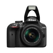 Nikon D3400 + Kit 18-55mm VR-a