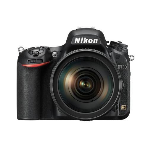 Nikon D750 + Kit 24-120mm VR